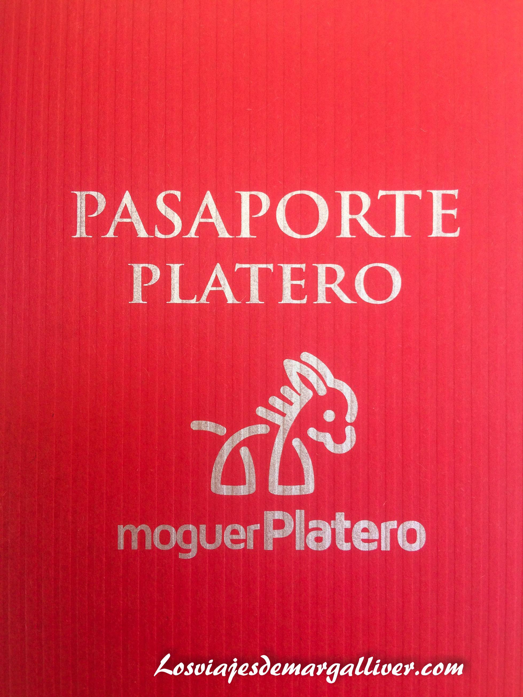Pasaporte Platero en Moguer - Los viajes de Margalliver